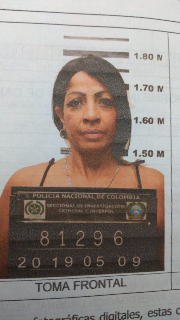 Once años de prisión para mujer por homicidio de un intendente de la Policía