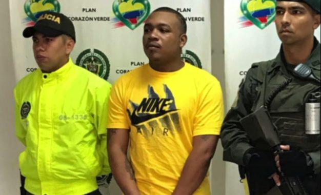 A la cárcel alias El Viejo, presunto cabecilla de la banda criminal La Empresa