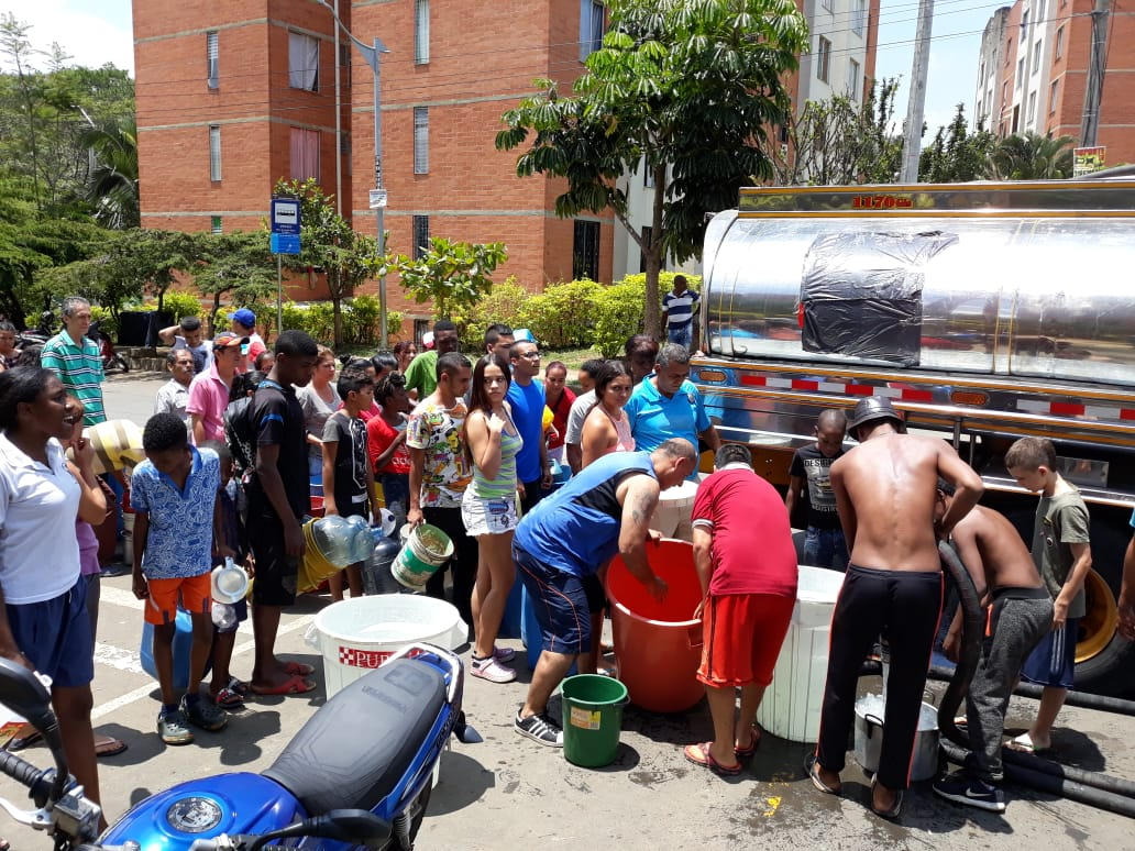 Alto Meléndez lleva más de 7 días sin agua