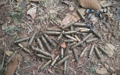 Investigan muerte de un civil en zona montañosa de Jamundí