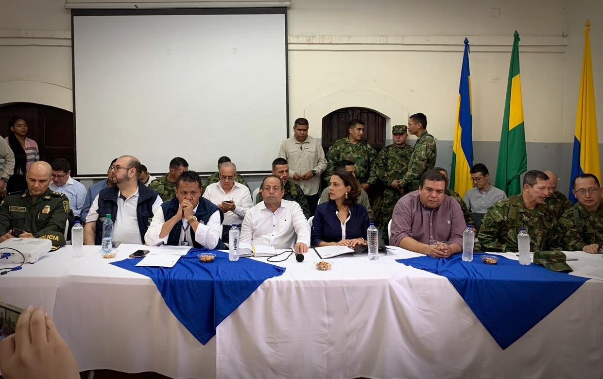 Comité de seguimiento electoral en el Cauca