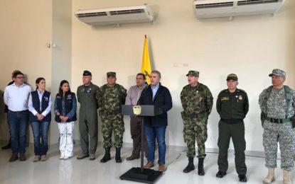 2.500 Uniformados llegarán al Cauca