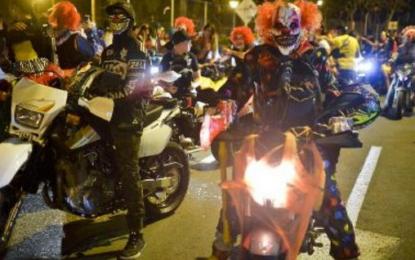 Medidas de seguridad por Halloween en Cali