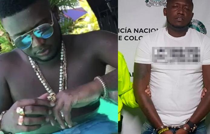 La vida de lujos que llevaba el narcotraficante alias «Diego Optra»