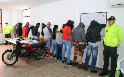 Desarticuladas peligrosas bandas en Cali y Jamundí