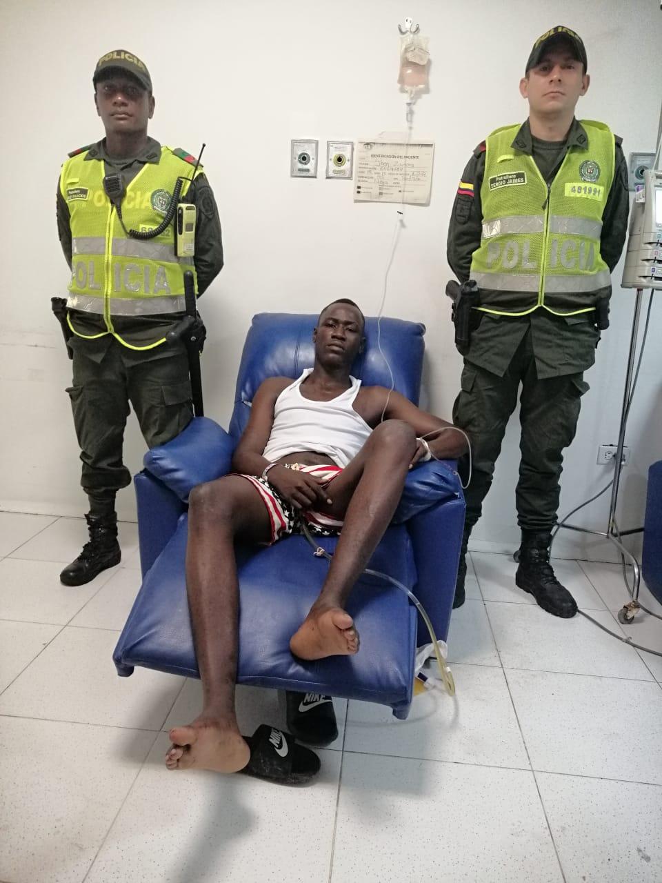 A la cárcel por herir a un ciudadano durante un asalto