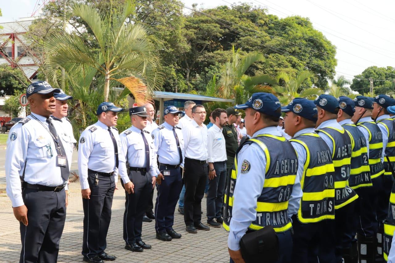 Seguridad preventiva en las vías del Valle del Cauca