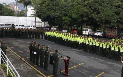 1500 Policías estarán en Feria de Cali