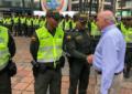 Autoridades de seguridad lanzan el Plan navidad para Cali