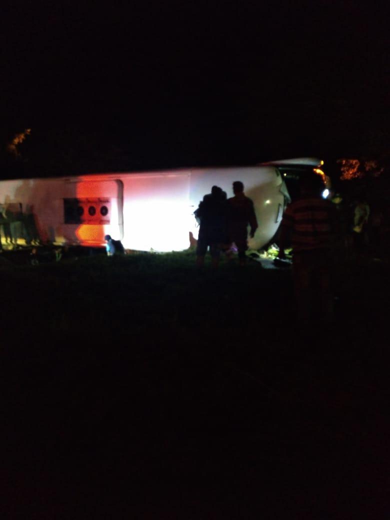 Accidente en Cartago deja 6 muertos y 30 lesionados