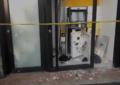 Hurtan cajero automático con explosivos en Cali