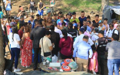 Estudian medidas para venezolanos en Cali