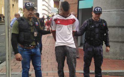 Asegurado ciudadano venezolano por la muerte de una mujer de 62 años