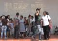 Venezolanos realizaron plantón en la alcaldía de Cali