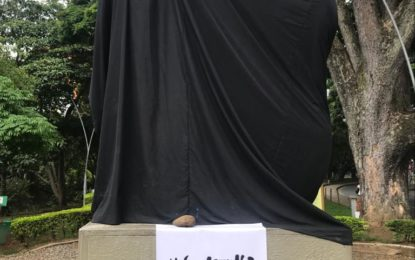 «Sin arte no» bajo esta consigna el sector cultural pide apoyo al estado.