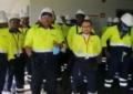 Denuncia de empleados de la sociedad portuaria TC BUEN en Buenaventura por falta de tapabocas.