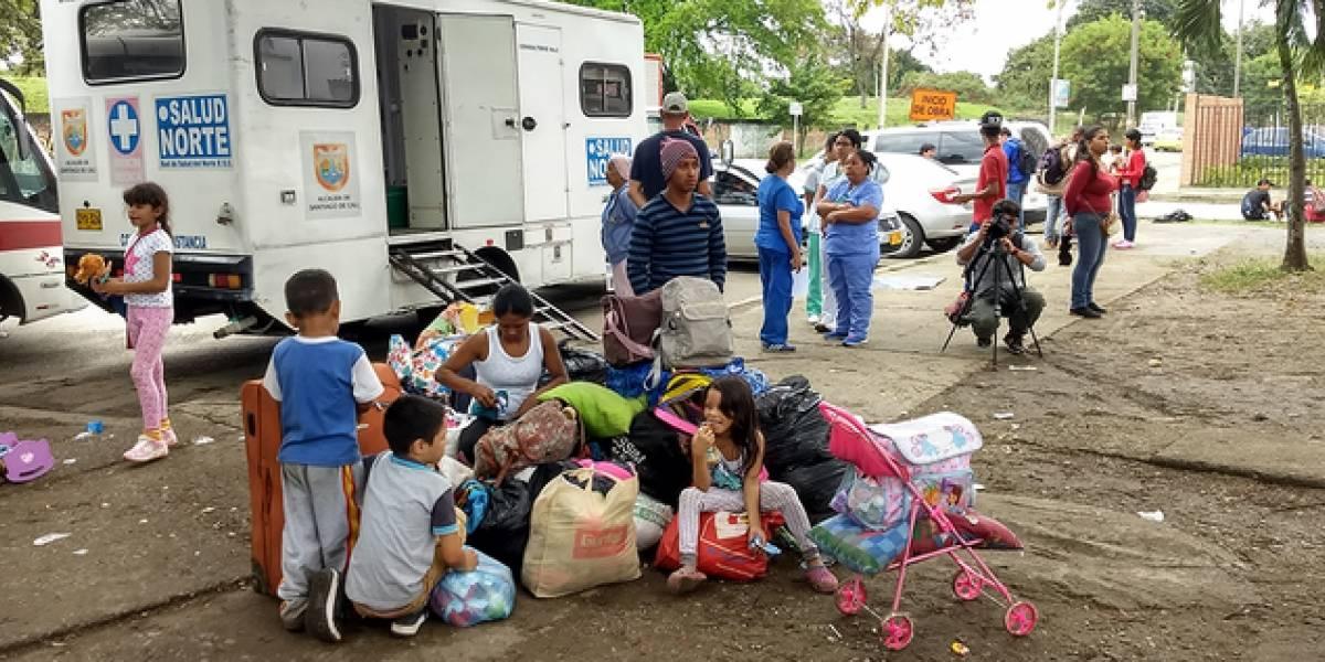 «Nadie se puede lavar las manos» con situación de migrantes en Colombia: Presidente Duque