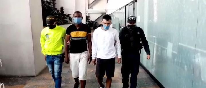 Cárcel para dos hombre por asesinar a un taxista en el suroriente de Cali por hurtarle el producido