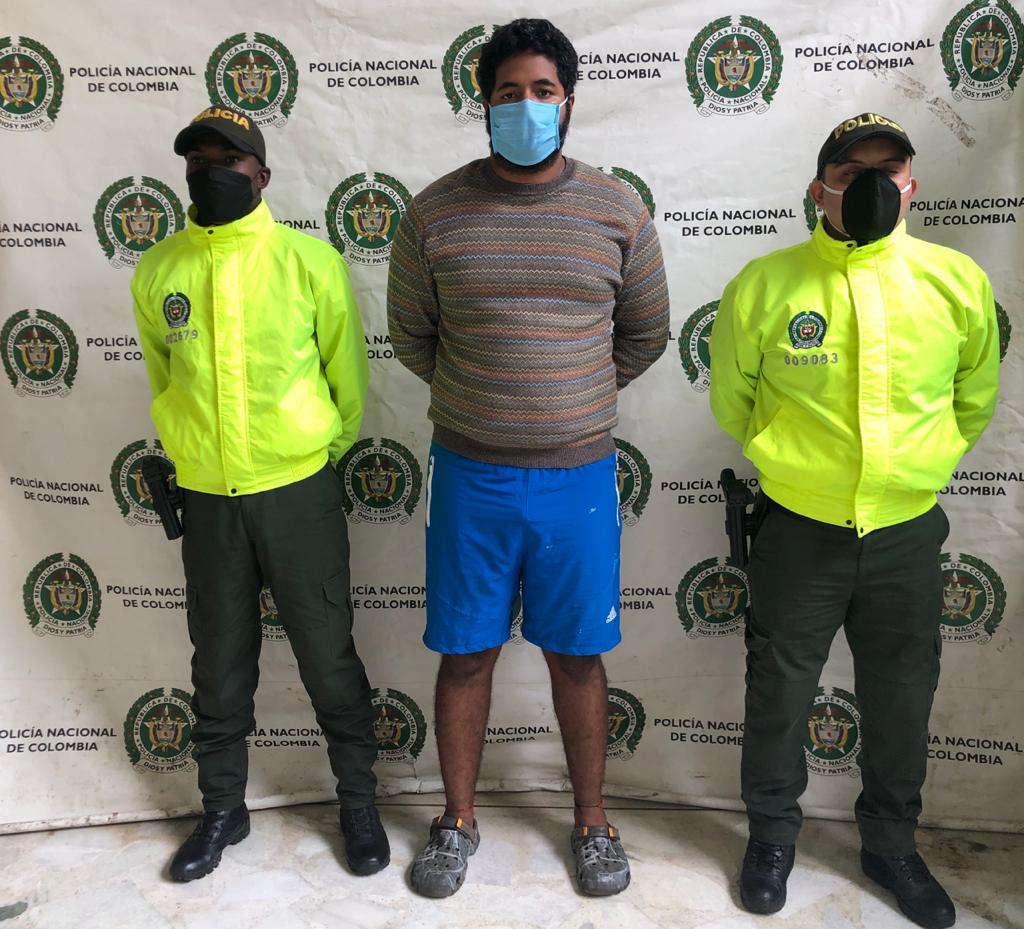 En Cali fue capturado un hombre por delitos informáticos a la Alcaldía de Garzón -Huila