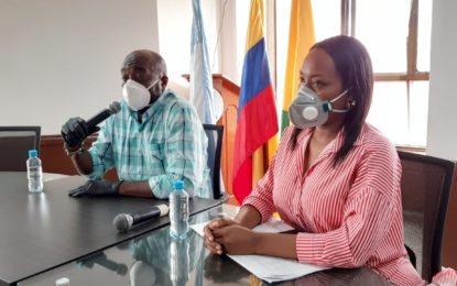 Realizan cruce de datos para validar información de pacientes con covid-19 en Buenaventura
