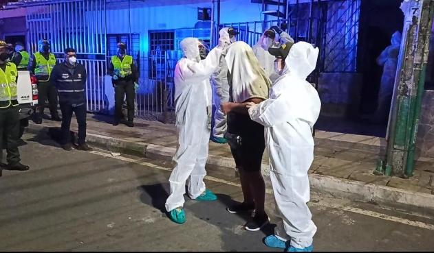 A la cárcel los organizadores de rumba en Cali en medio de Pandemia
