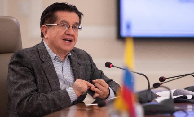 Colombia amplió capacidad de las UCI de 5.345 camas a 6.364