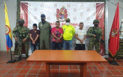 Cayó alias El Indio» amansador» presunto principal cabecilla de GAO-r en Cauca