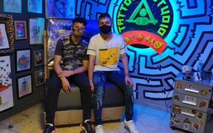Abdiel GL y Matías Triana, combaten la violencia a través de la música