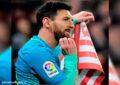 Lionel Messi, cada día más fuera del Barcelona F.C.