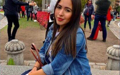 Sin rastro de Natalia Salazar, joven estudiante de 23 años.