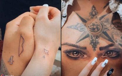 Viral: madre de Christian Nodal reacciona furiosa por los 'tatuajes' del artista