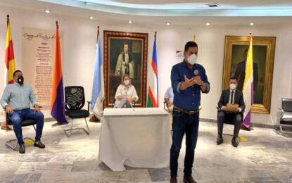 Alcalde pide préstamo por 650 mil millones de pesos al estado para recuperar la economía