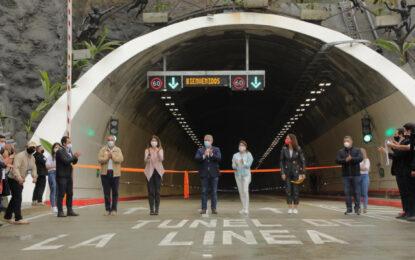 Más de una década de espera para la inauguración del túnel de la línea