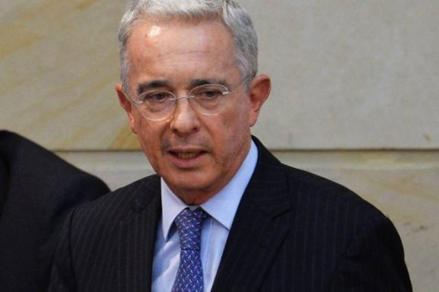 En manos de la Corte suprema de Justicia vuelve el caso del expresidente Álvaro Uribe