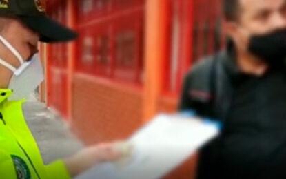 Policía capturó a cuatro extorsionistas en el Norte de Cali