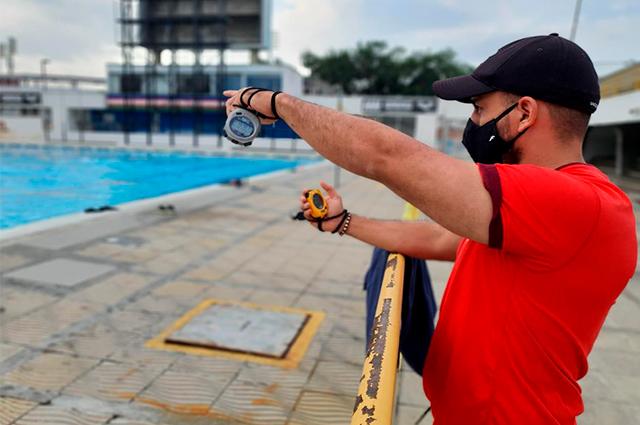 Vuelven las piscinas olímpicas para deportistas vallecaucanos