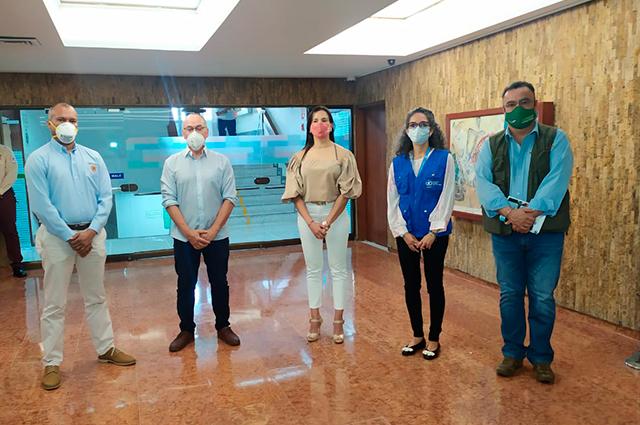 Entregarán mercados a familias afectadas por la pandemia COVID-19