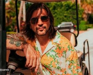 """Juanes y su esposa se habrían """"robado"""" un carro Tesla en Miami"""