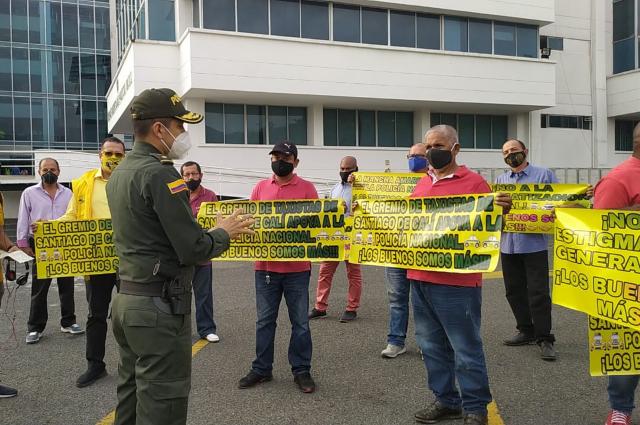"""Caen """"los chimbis"""": dedicados a robar y asesinar taxistas en Cali"""