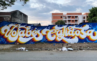 'Colores de vida': el festival de Graficalia se toma Cali a través del arte urbano