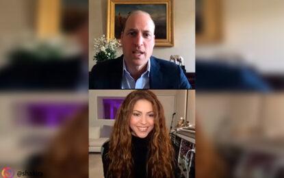 Shakira liderará concurso ambiental para el año 2021