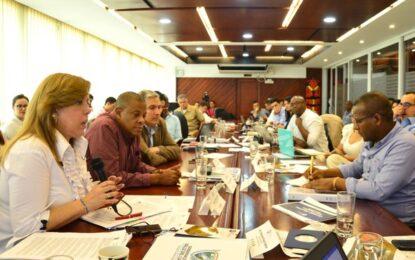 Gobernadores de la RAP Pacífico advierten que con disminución de regalías, recursos para inversión social se reducen en más de $1 billón
