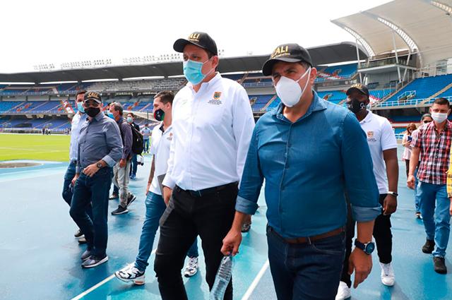 Construirán Complejo Empresarial en el Estadio Pascual Guerrero