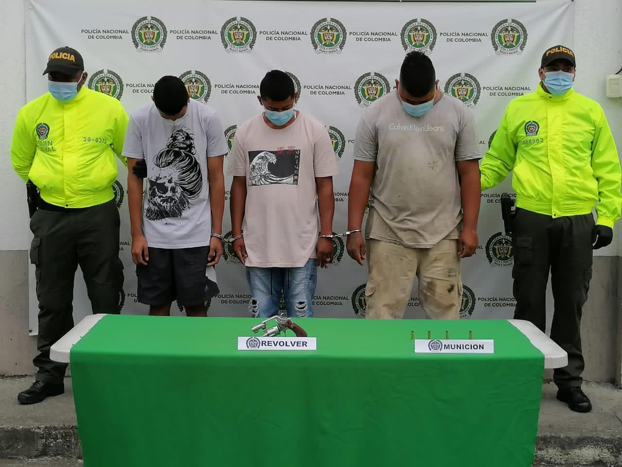 Cárcel para 4 integrantes de 'La Red' por abuso sexual en Tuluá