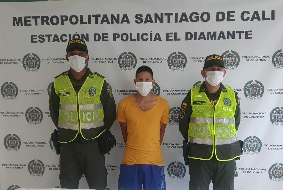 """""""Pero por qué mi señor agente"""": así fue la recaptura del presunto asesino de Natalia Cortés"""