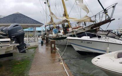 Gobierno de Colombia trabaja en plan de reconstrucción de Providencia tras paso del huracán Iota