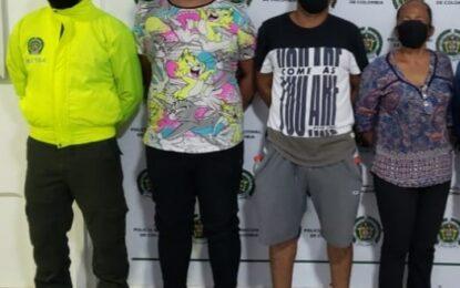 A la cárcel tres de 'Los Rolls' por tráfico de estupefacientes nacional e internacional en el Cauca