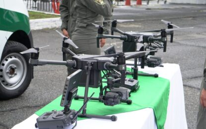 Equipos de alta tecnología llegaron al Valle del Cauca para combatir la criminalidad