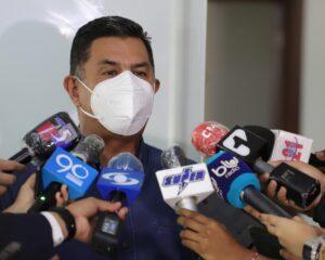 """""""Complementar, ampliar capacidad de vacunas"""" propuesta del Alcalde de Cali al gobierno nacional"""