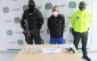 """Capturan en el Valle a Alias """"El Mono"""" señalado de ser responsable de la masacre en Llano Verde"""
